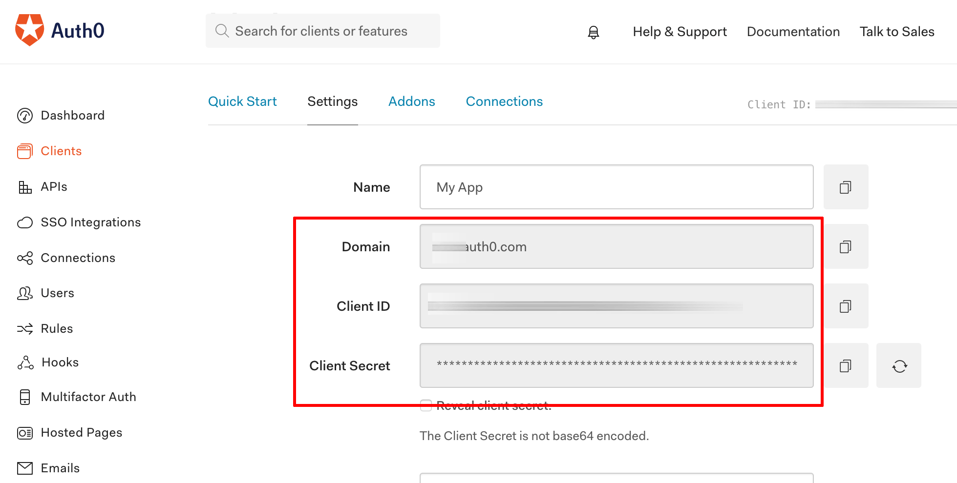 Install and configure Auth0
