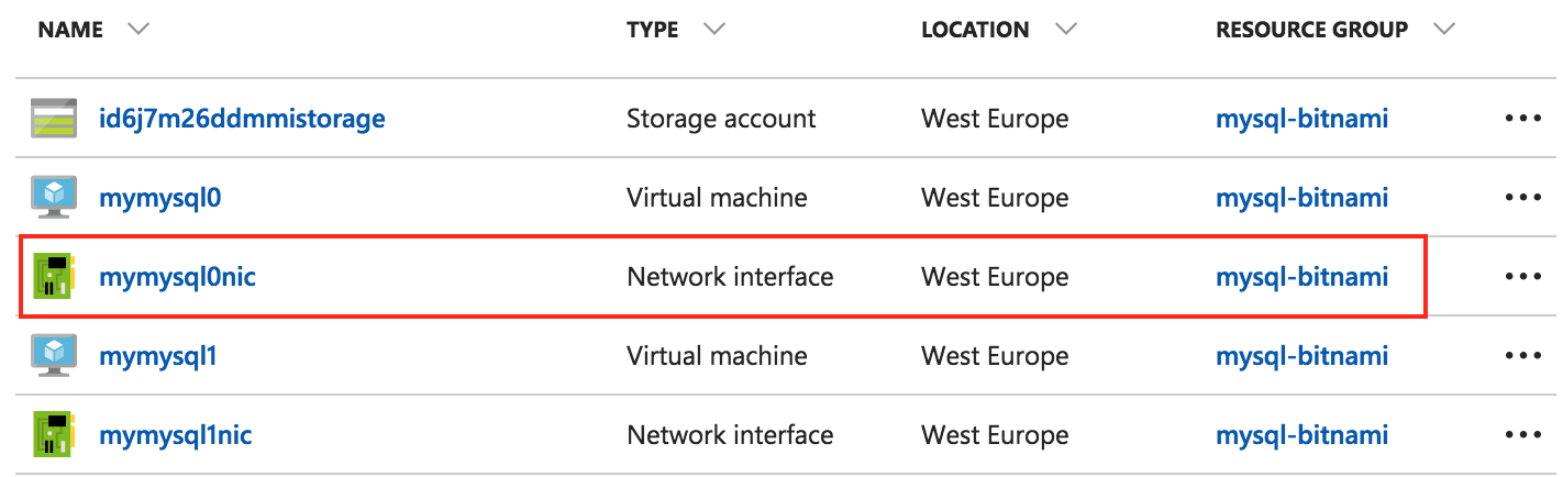 Check database connection