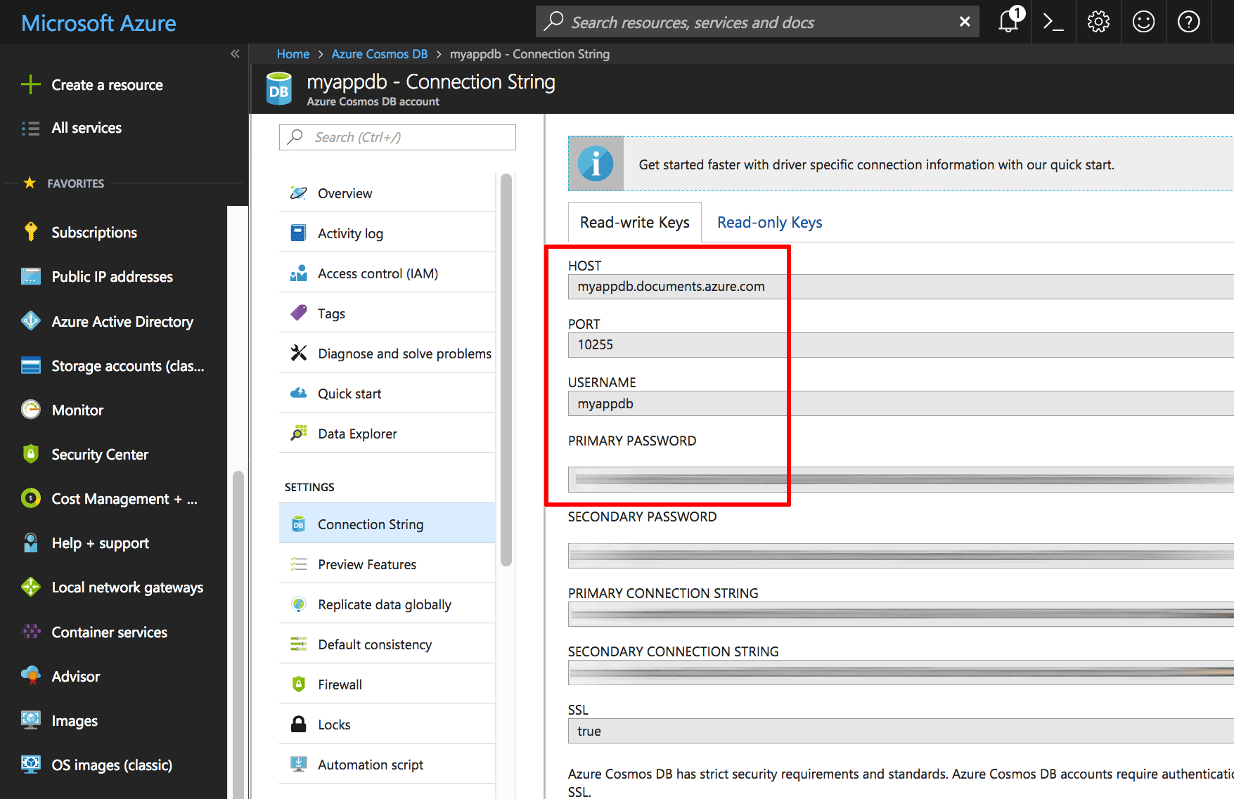 Deploy a Custom Node js Application on Microsoft Azure with High