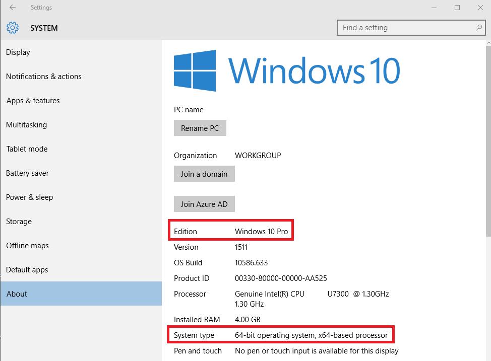 Install Docker Toolbox in Windows