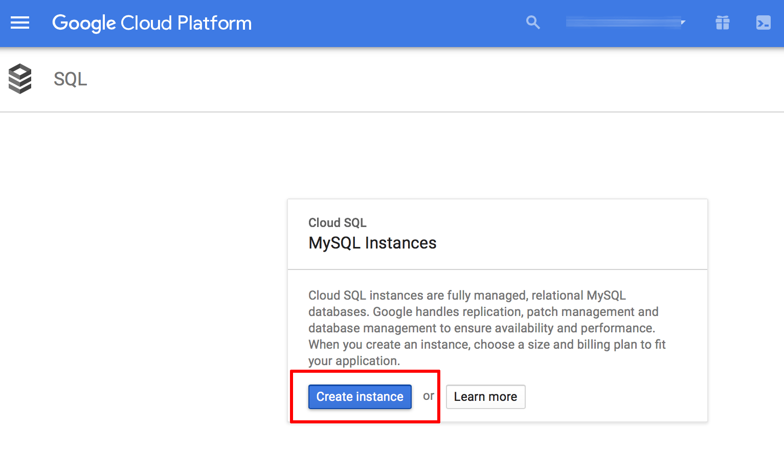 Migrate Your Application Database to Google Cloud SQL