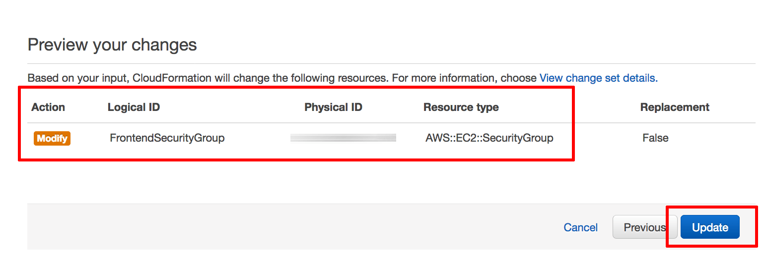 AWS SSH configuration