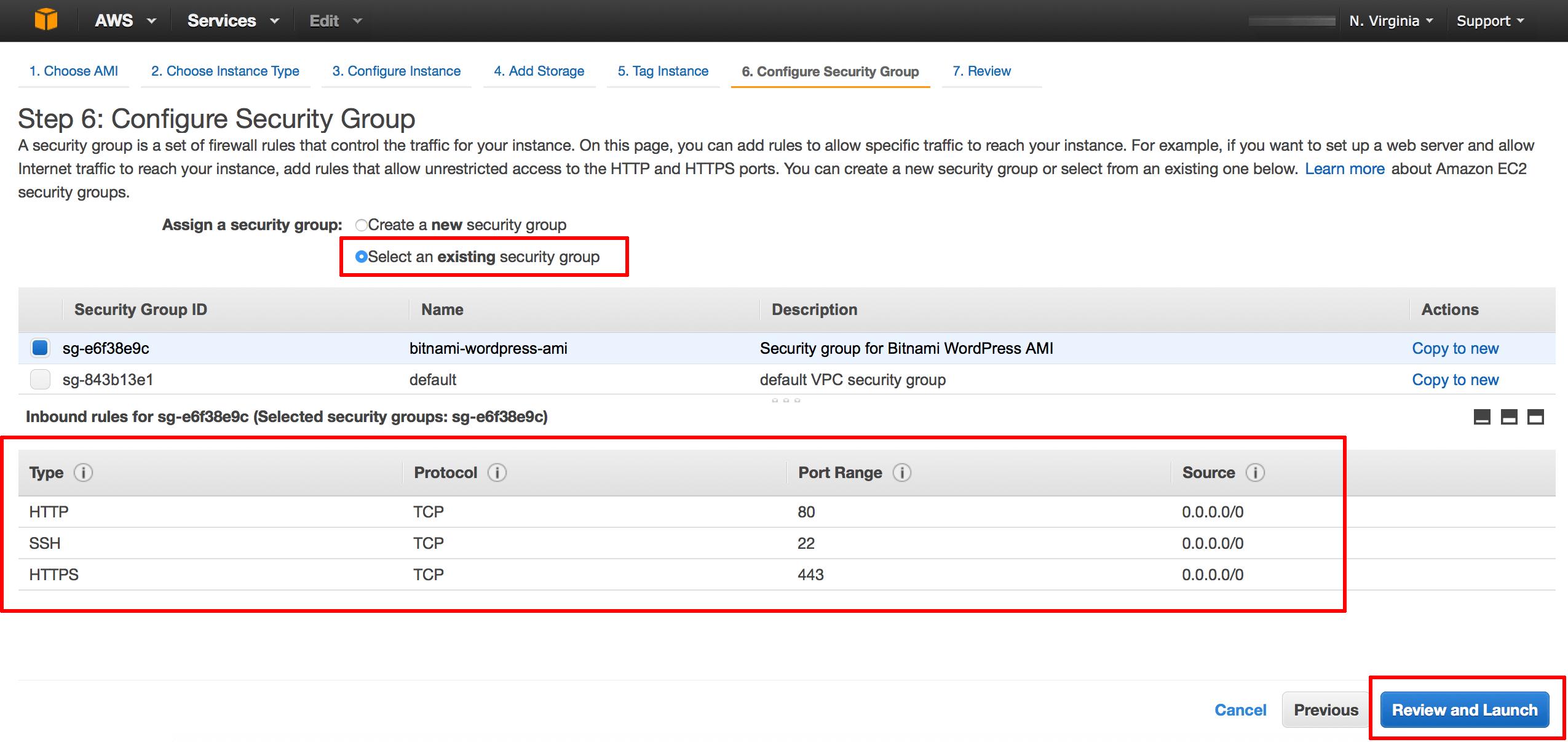 AWS AMI deployment