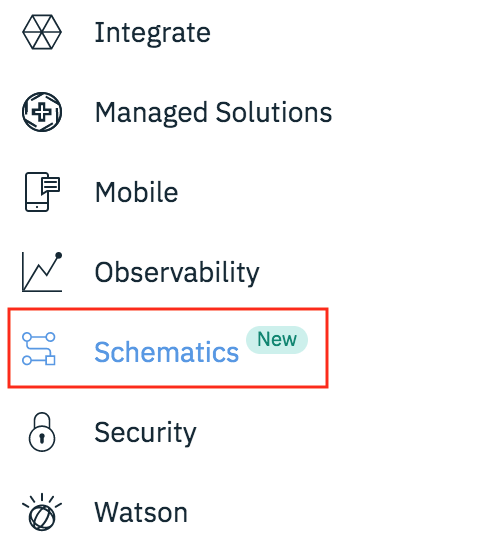 Navigate to the Schematics section